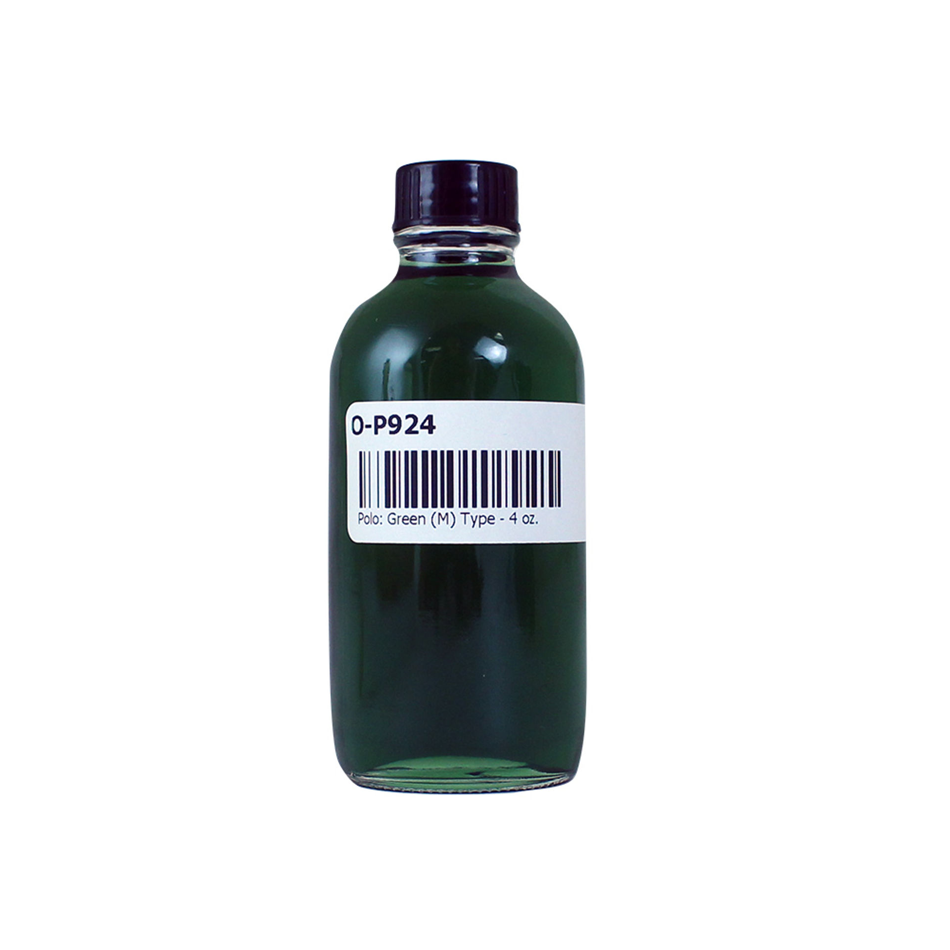 Picture of Polo: Green (M) Type - 4 oz.