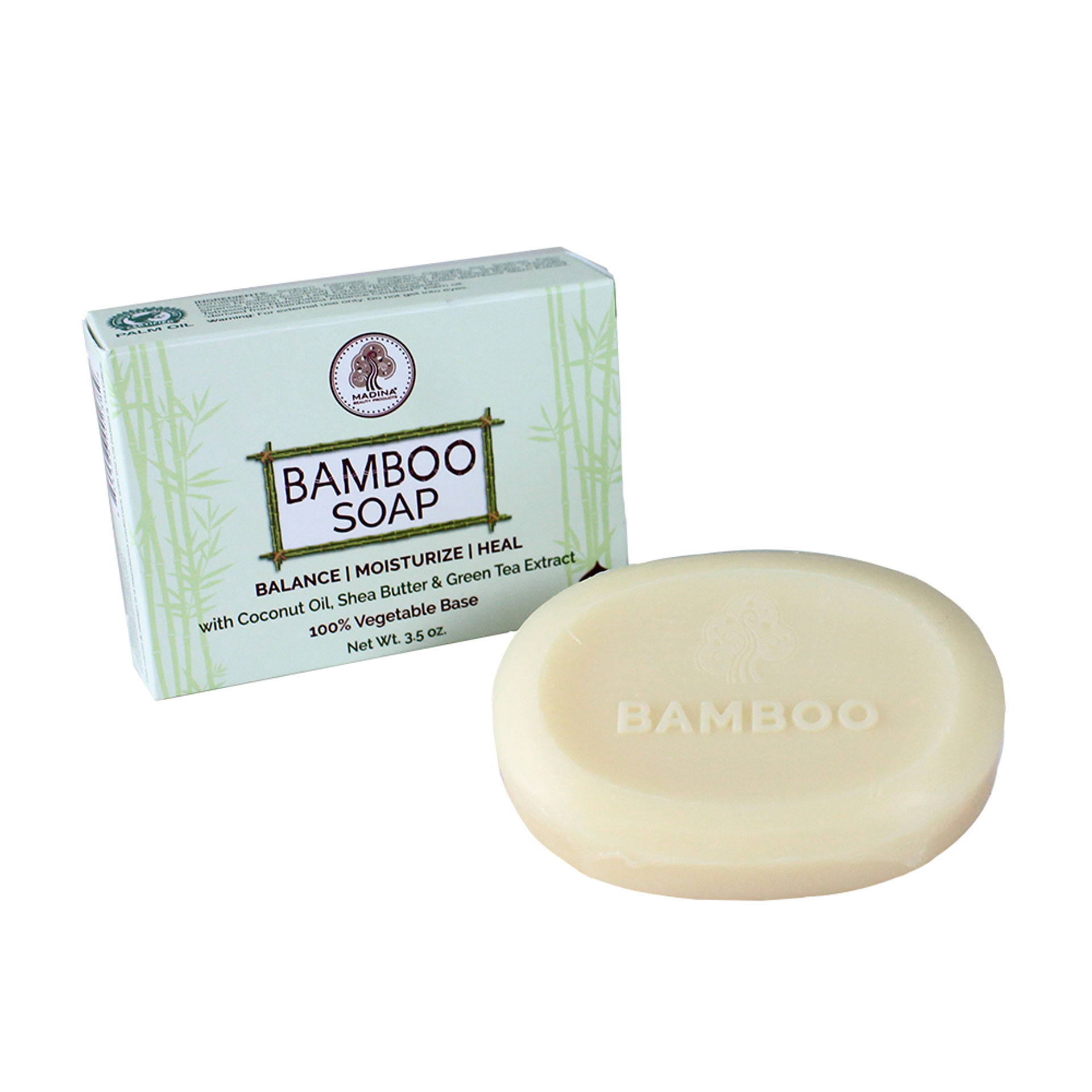 Picture of Bamboo Soap –  3½ oz.