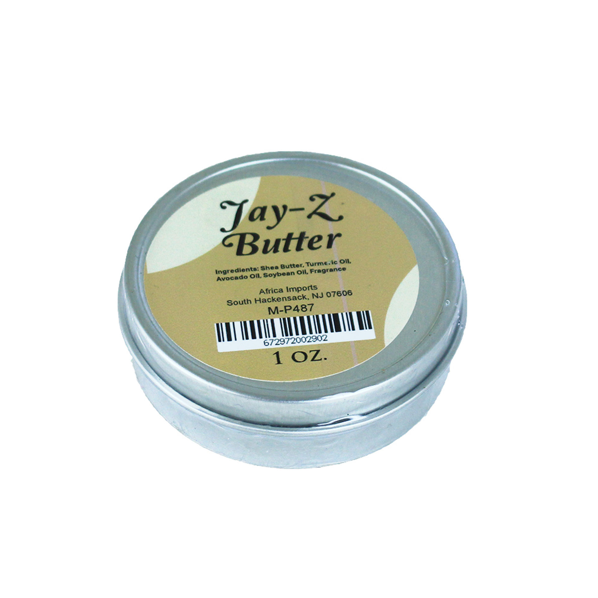 Picture of Jay-Z Butter - 1 oz.