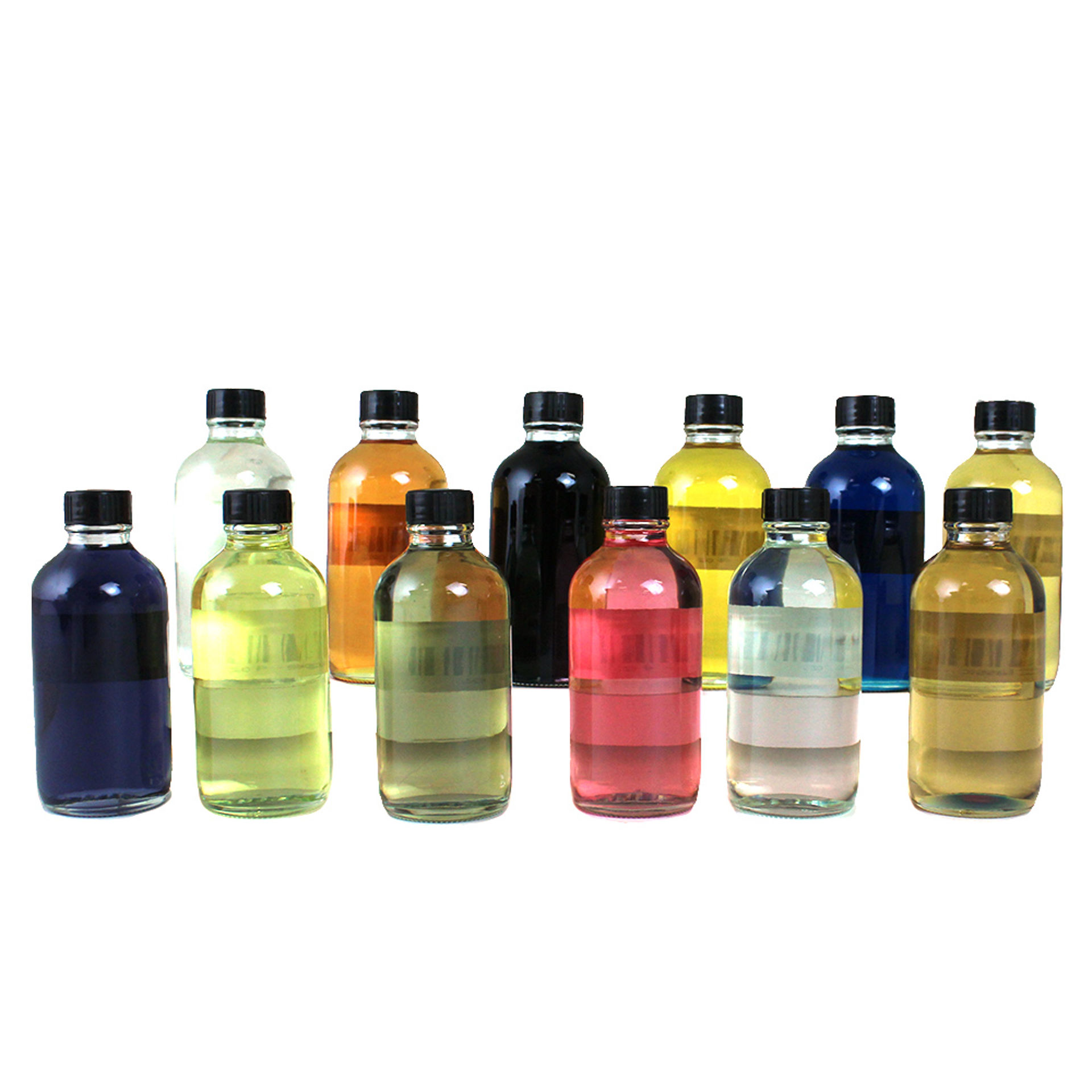 Picture of Set Of 12 Top Oils - 4 oz.