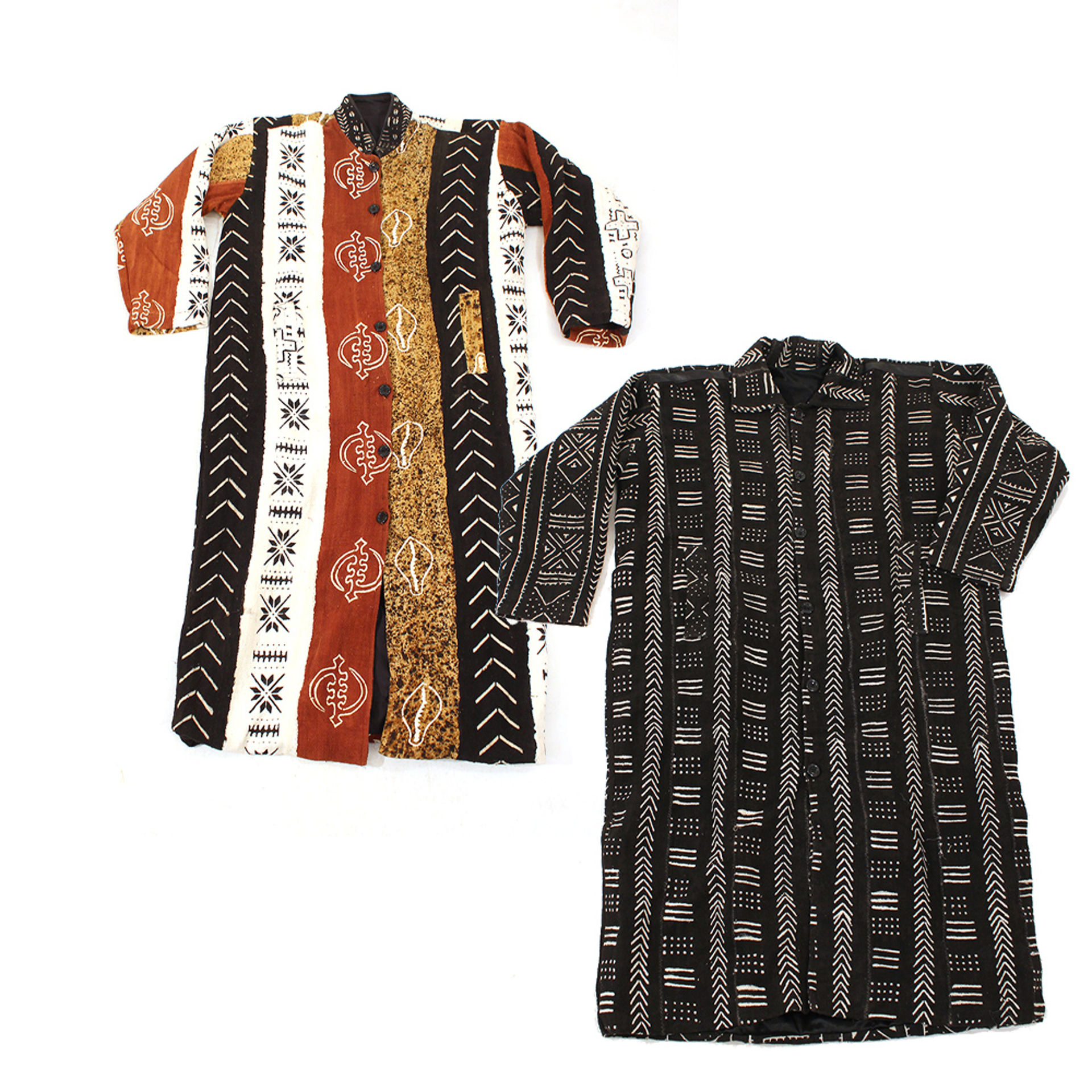 Picture of Pick Your Own - Mud Cloth Coat
