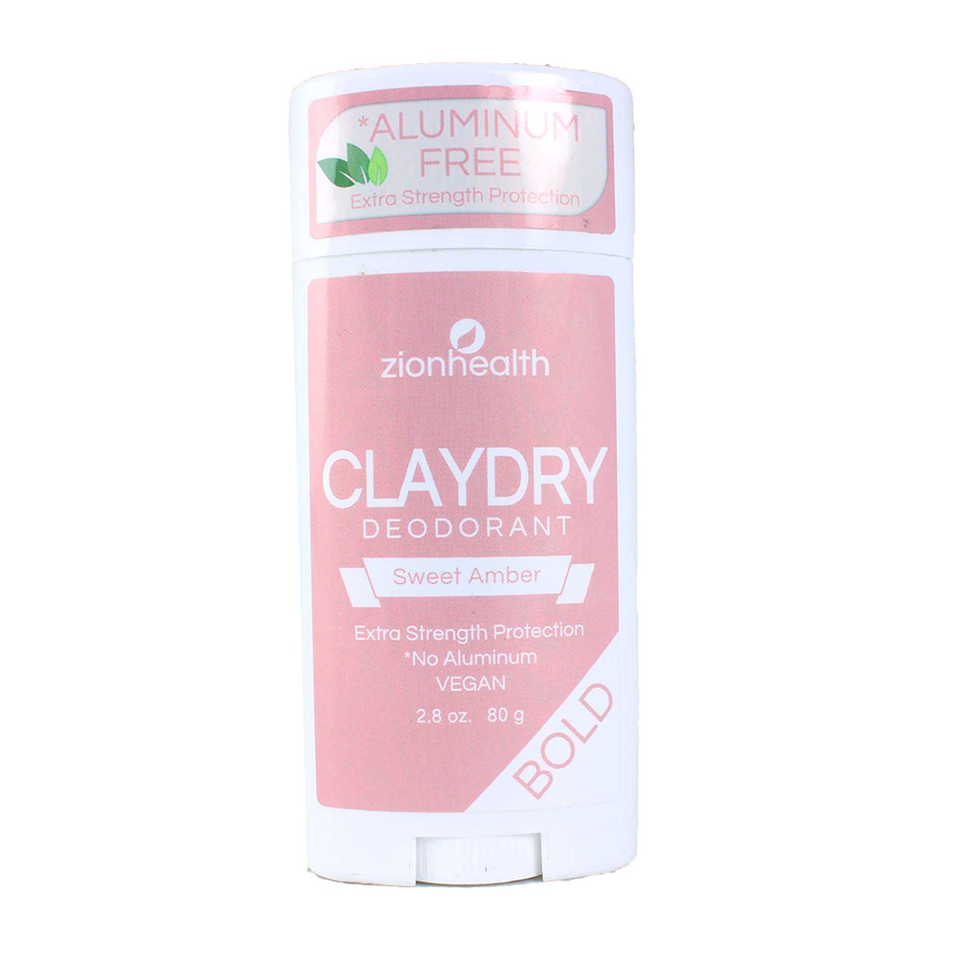 Picture of ClayDry Bold Deodorant - Sweet Amber