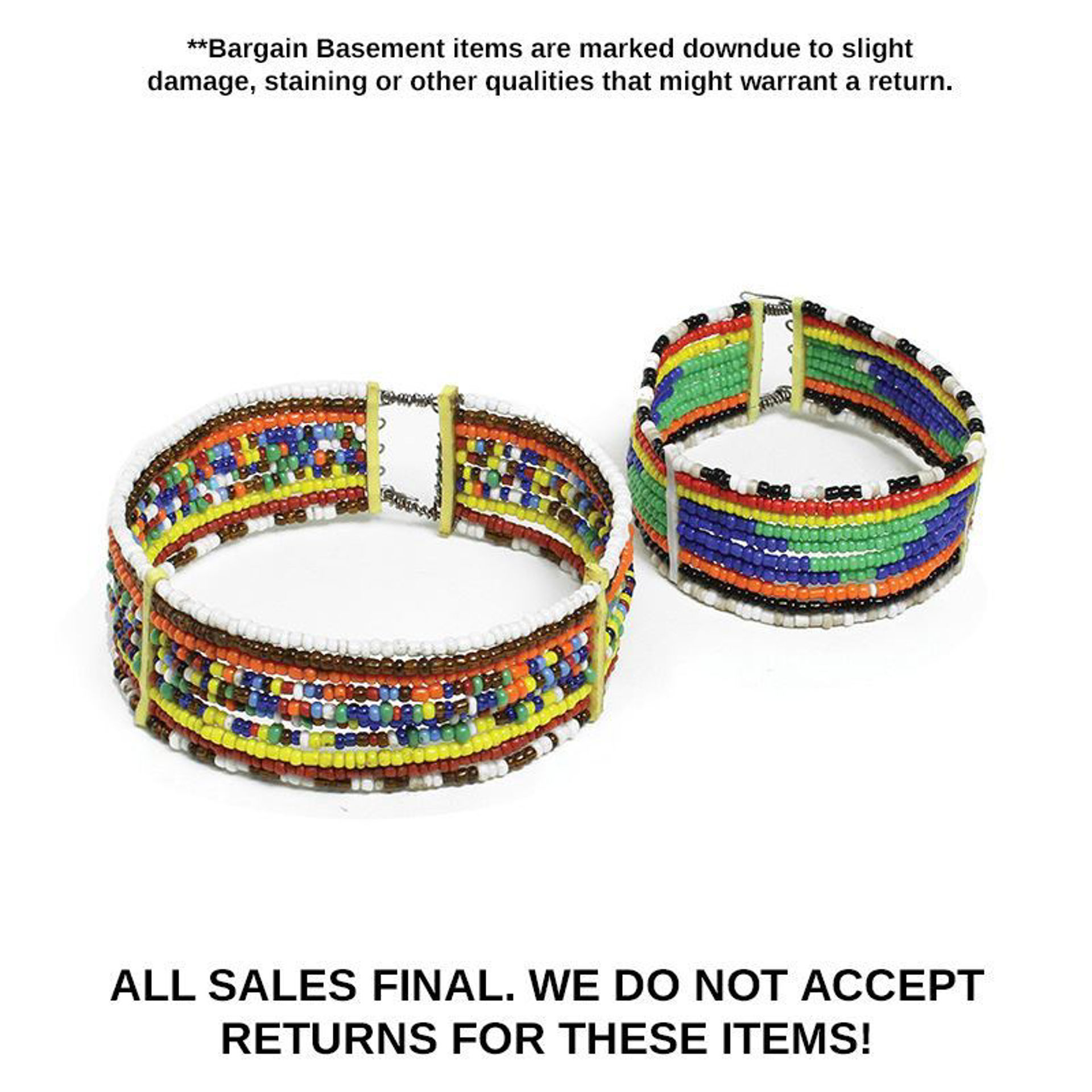 Picture of Maasai Clip-On Children's Bracelet