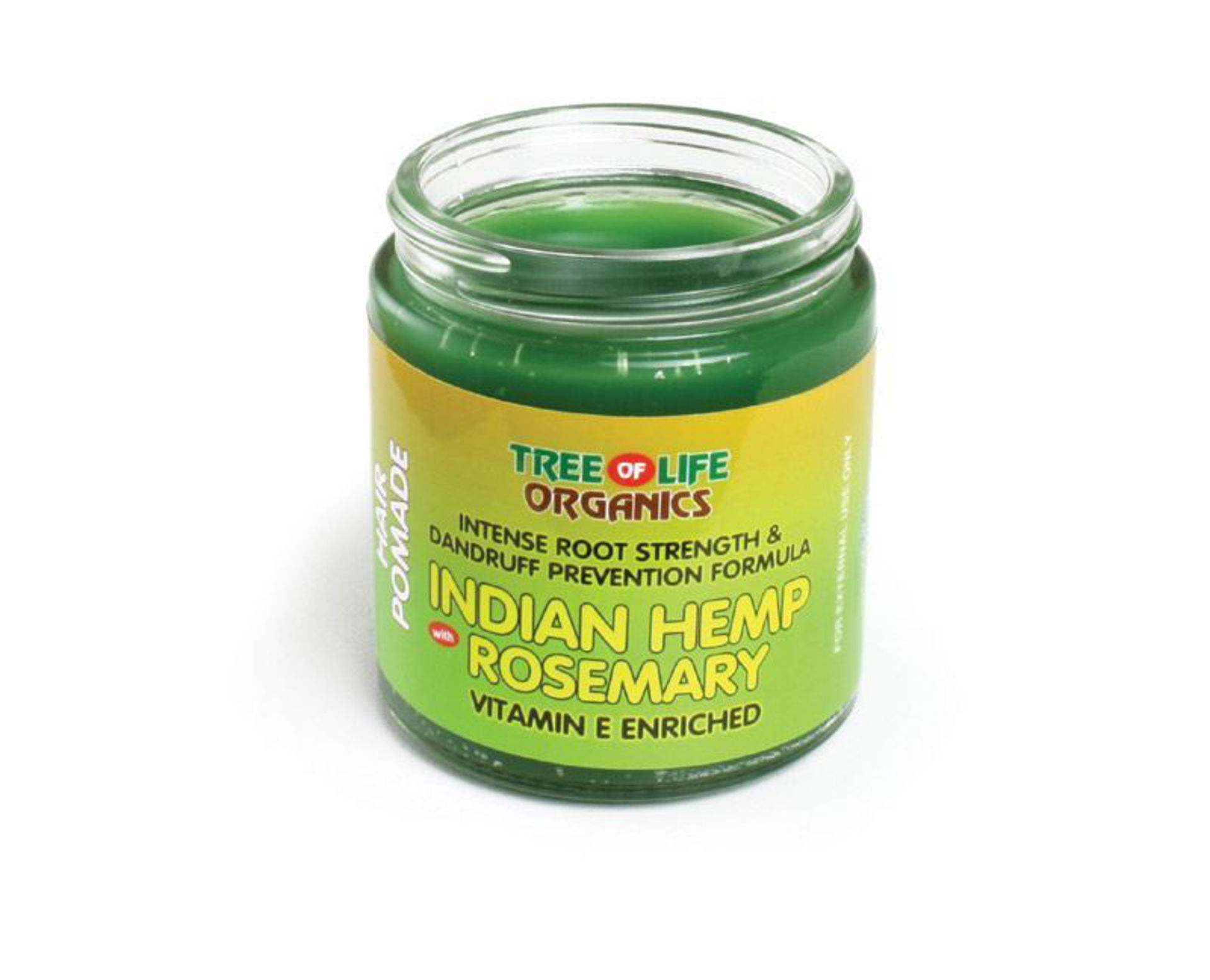 Picture of Indian Hemp & Rosemary Hair Pomade