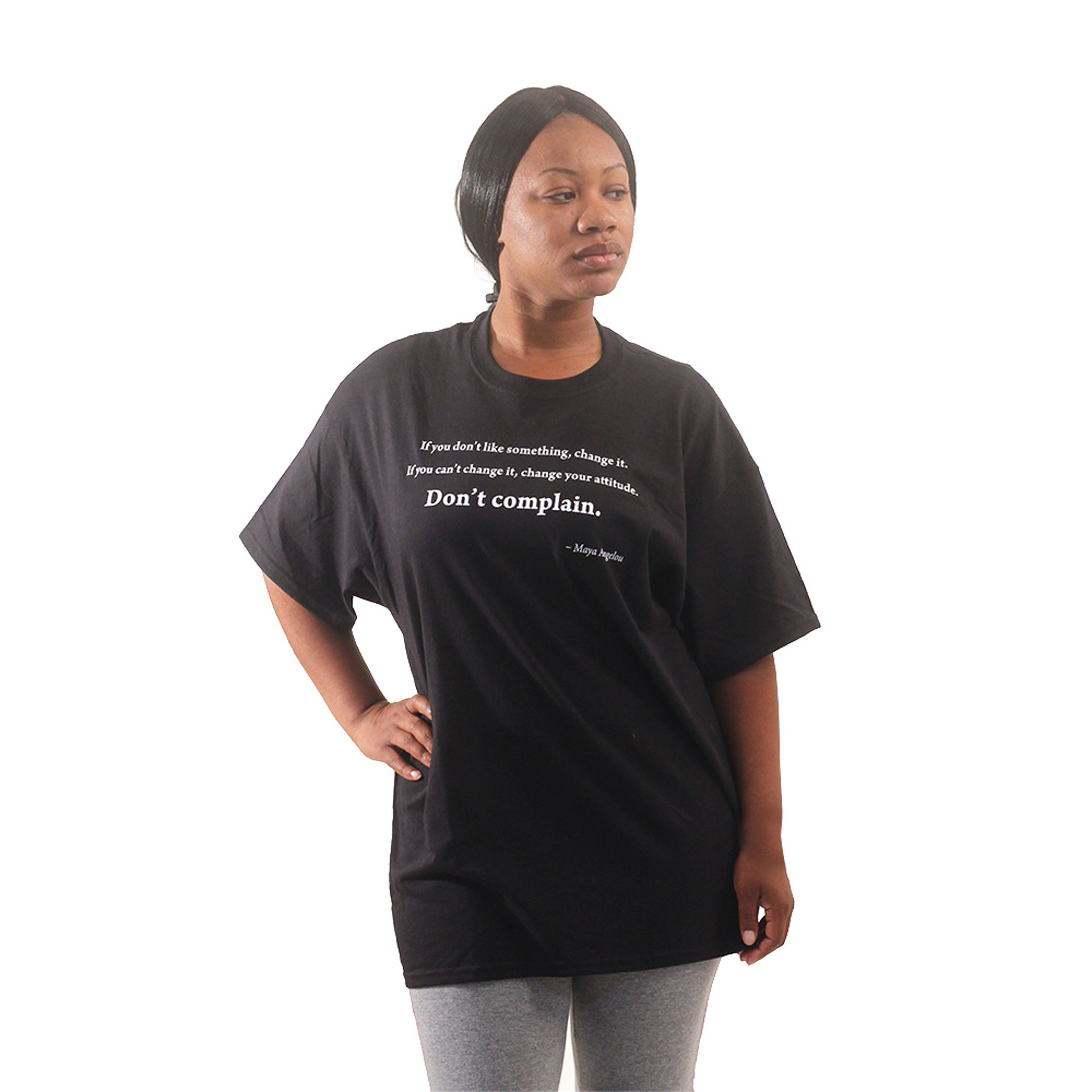 Picture of Maya Angelou: Don't Complain T-Shirt