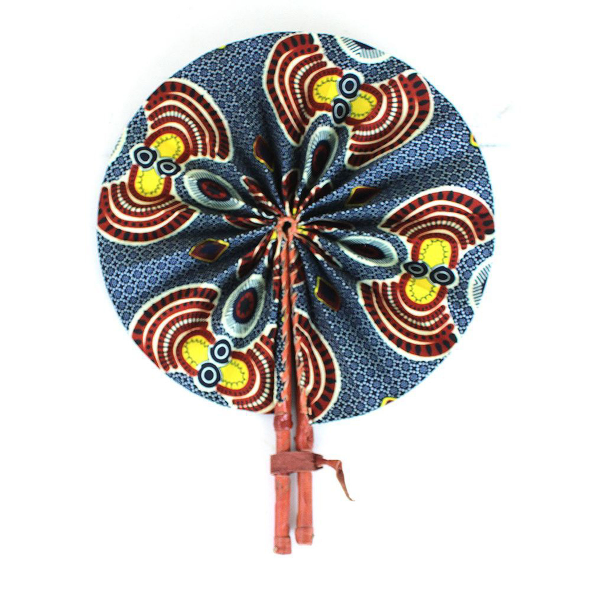 Picture of Afrocentric Folding Fan
