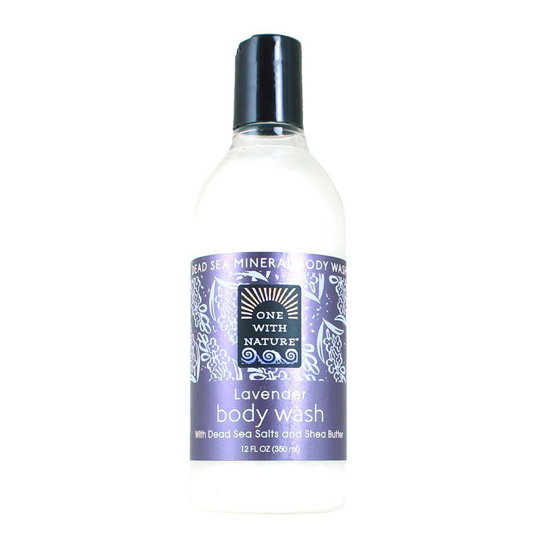 Picture of Dead Sea Mineral Body Wash: Lavender