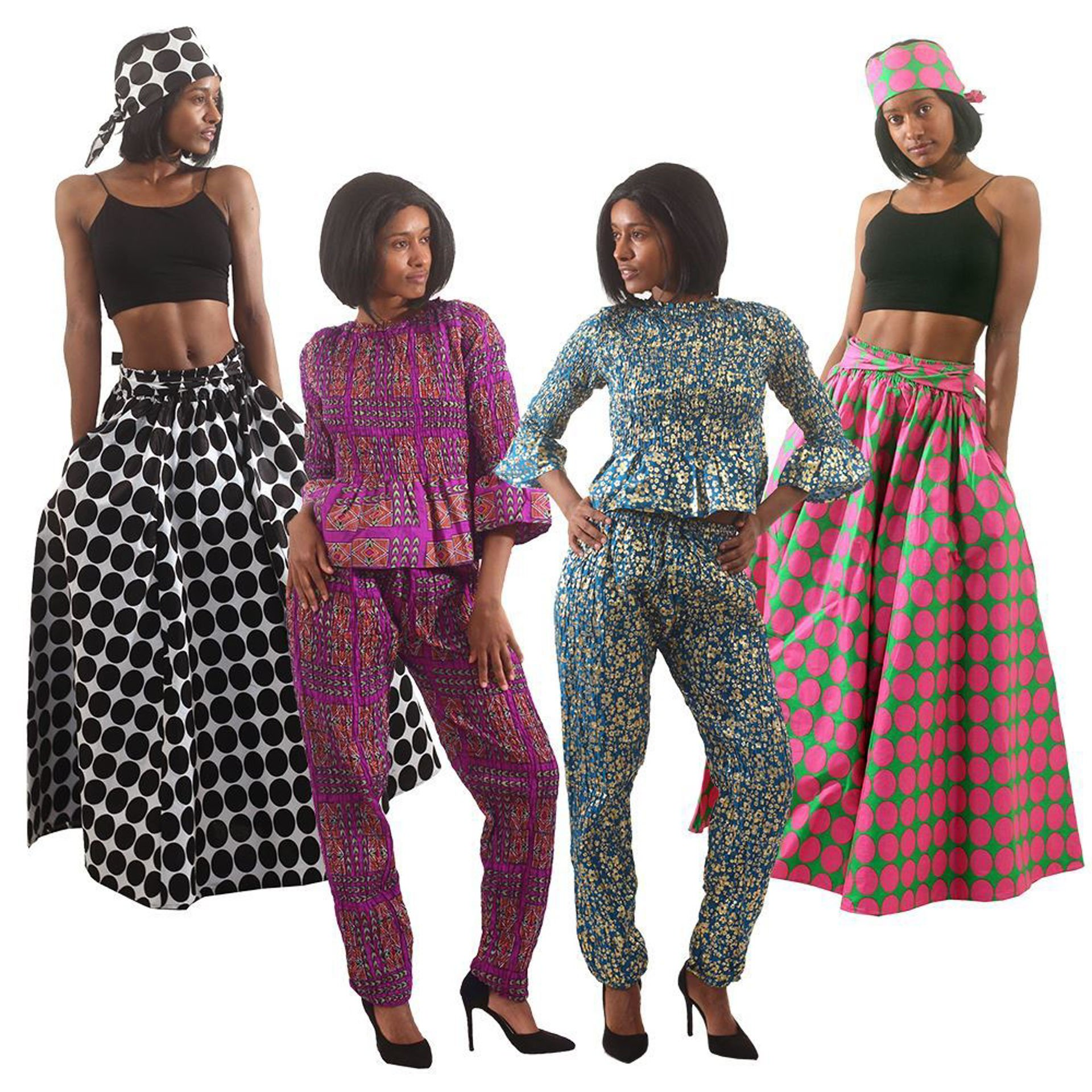 Picture of Afrocentric Clothing Set