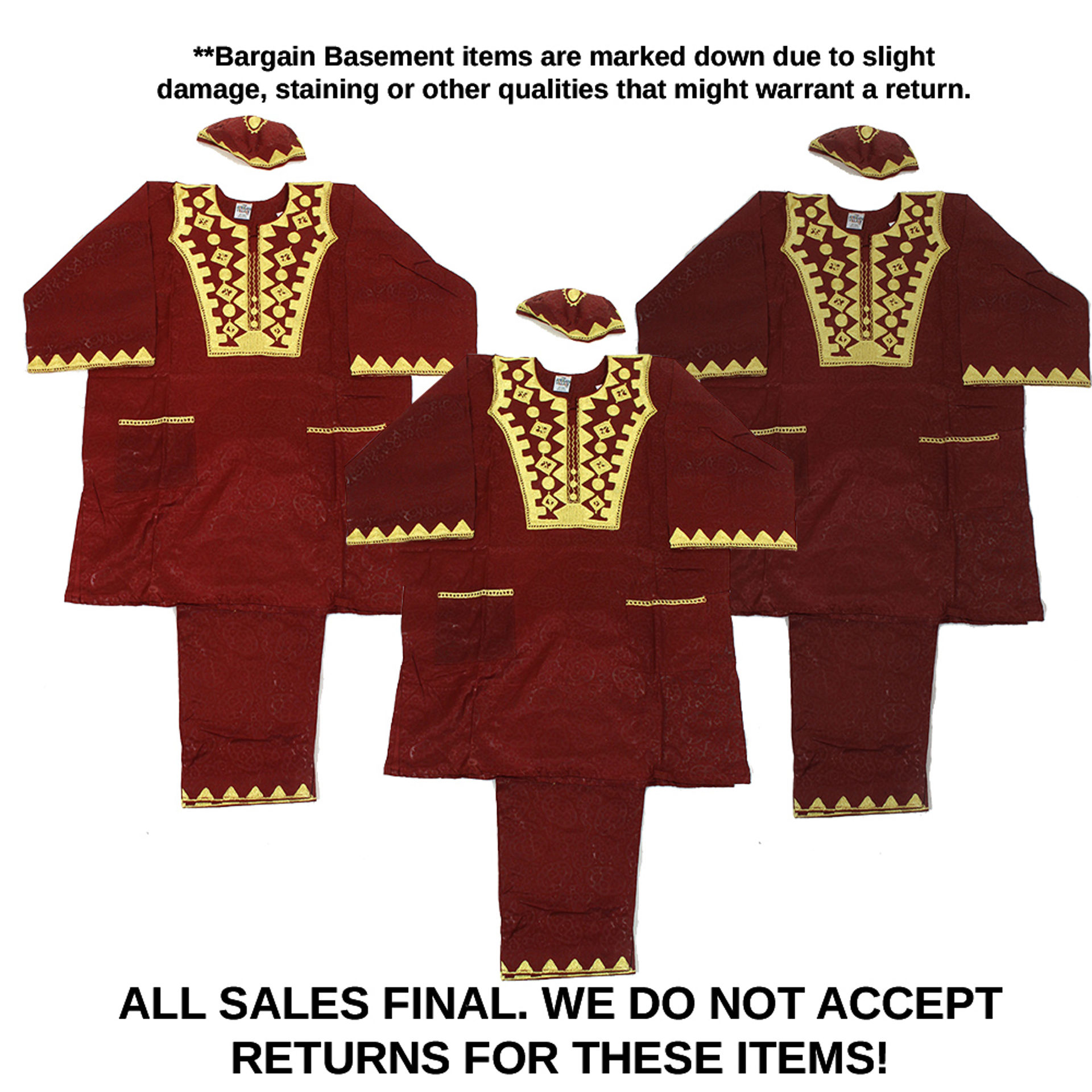 Picture of Africa's Elite Pant Set