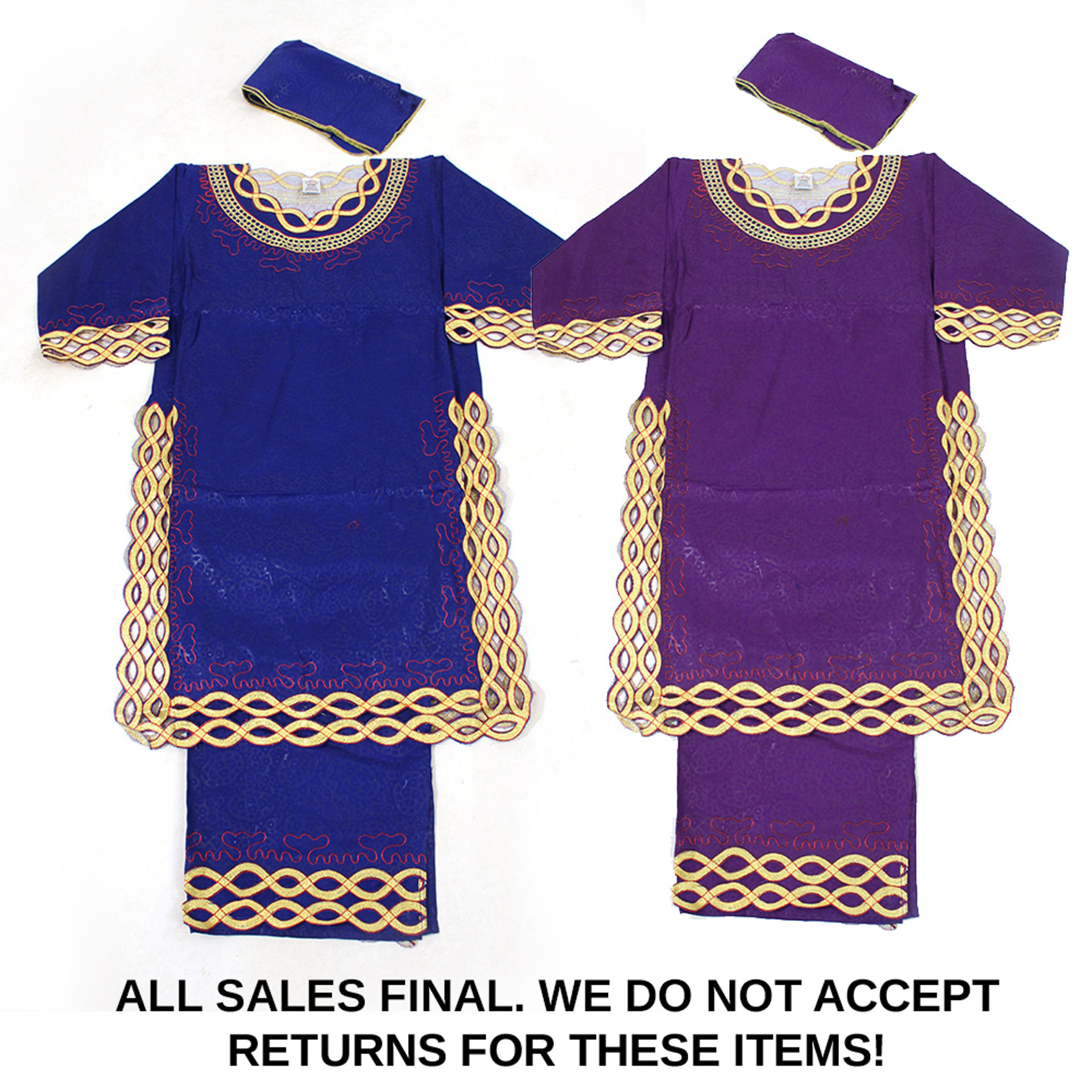 Picture of Mother Africa Dress Set