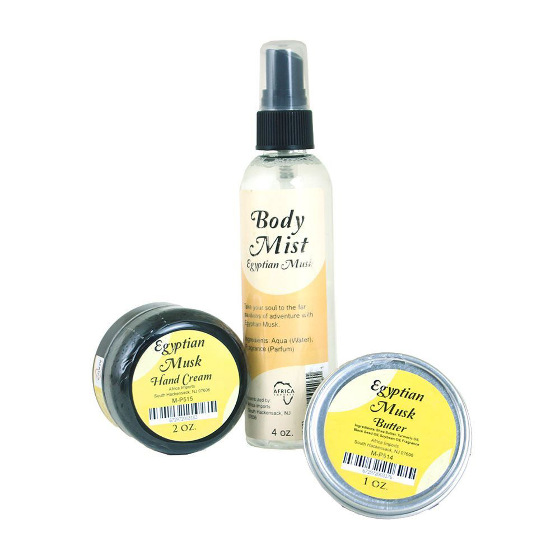 Picture of Egyptian Musk Beauty Set
