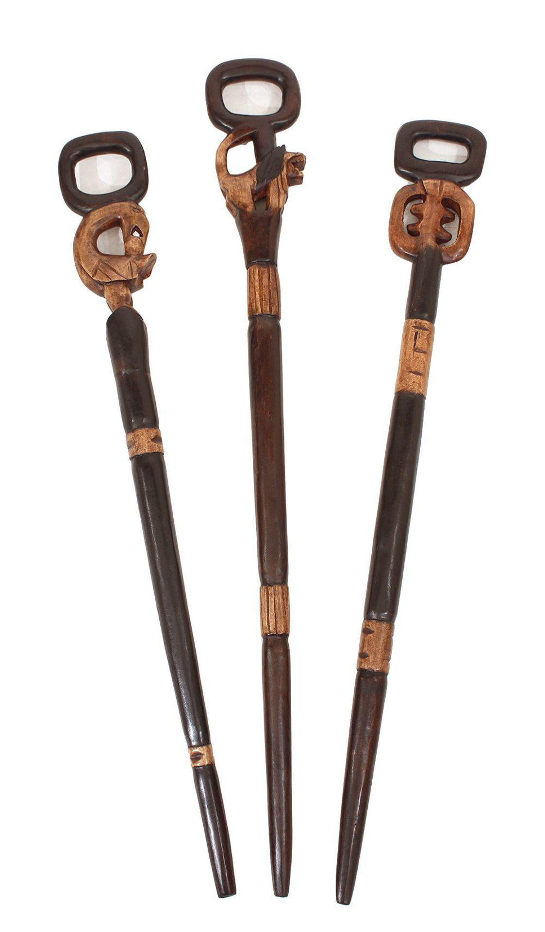 Picture of Ghanaian Walking Stick - ASSORTED