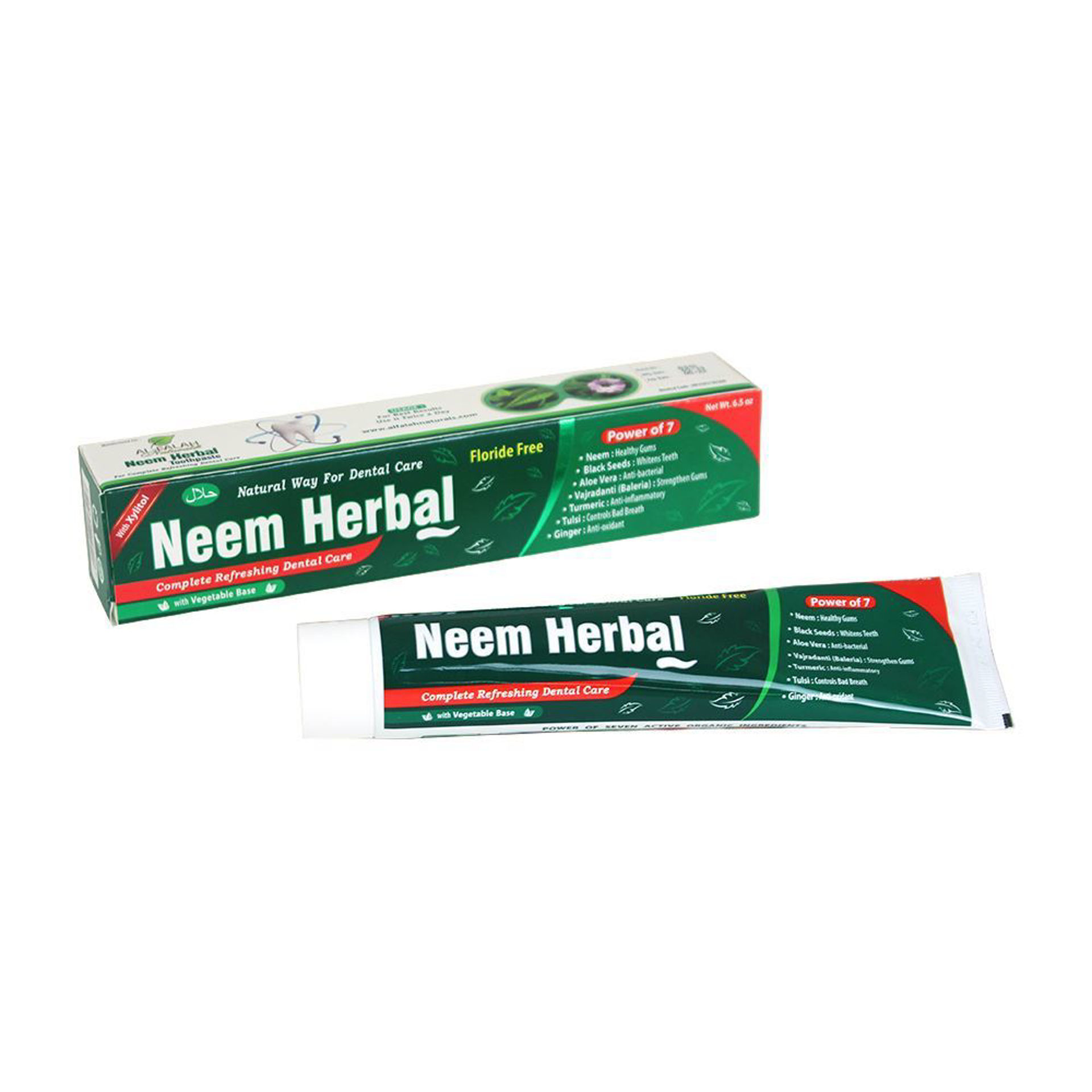 Picture of Neem Herbal Toothpaste