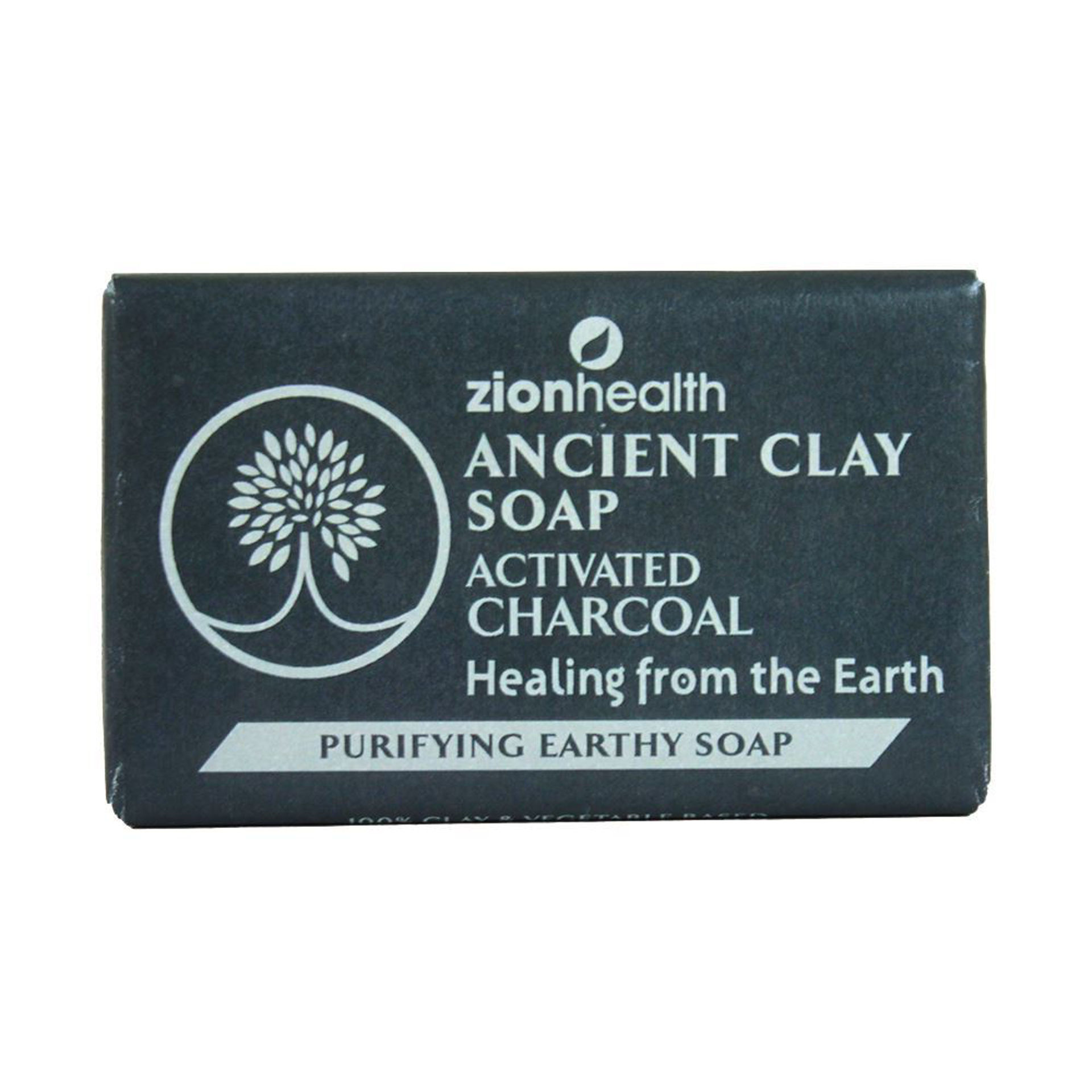 Picture of Activated Charcoal Clay Soap - 6 oz.