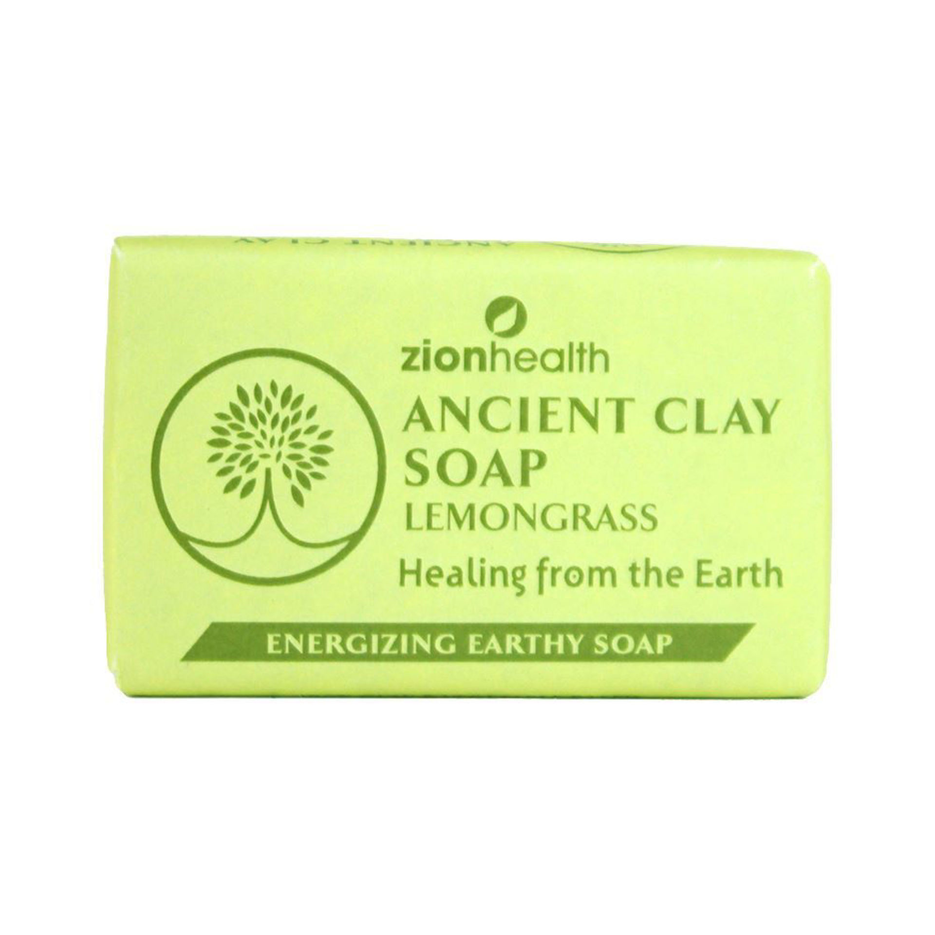 Picture of Lemongrass Ancient Clay Soap - 6 oz.