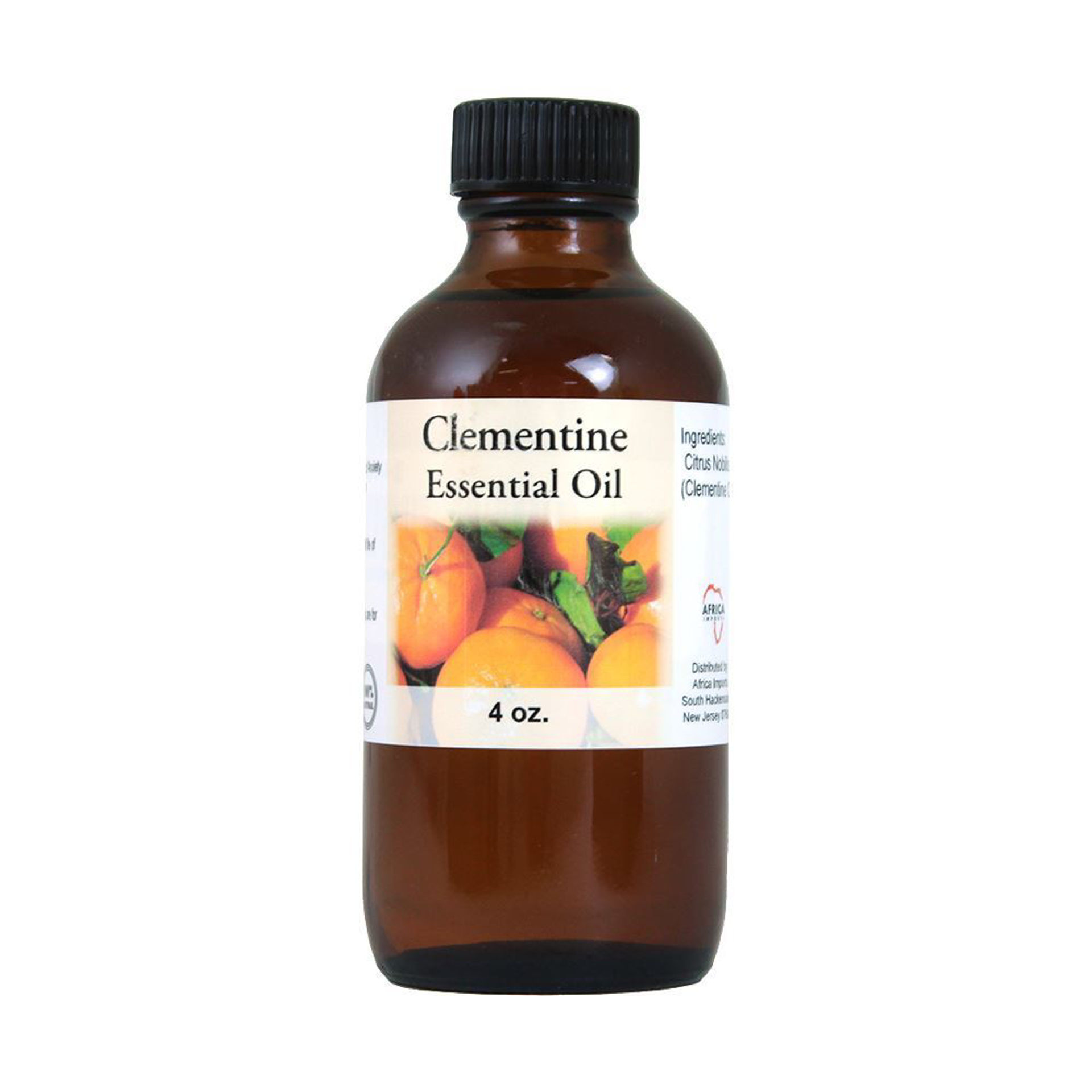 Picture of Clementine Essential Oil - 4 oz.
