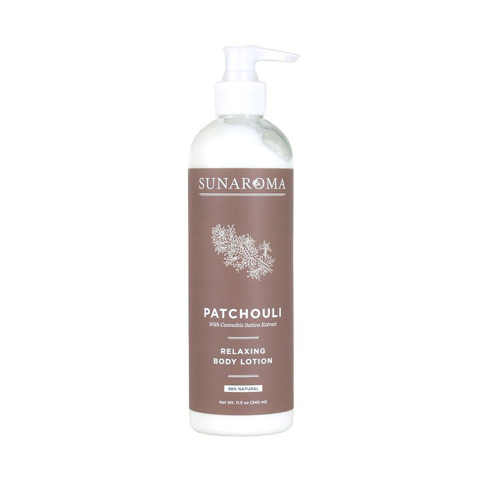 Picture of Patchouli Relaxing Body Lotion