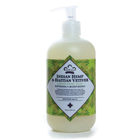 Picture for category Nubian Heritage Liquid Soaps