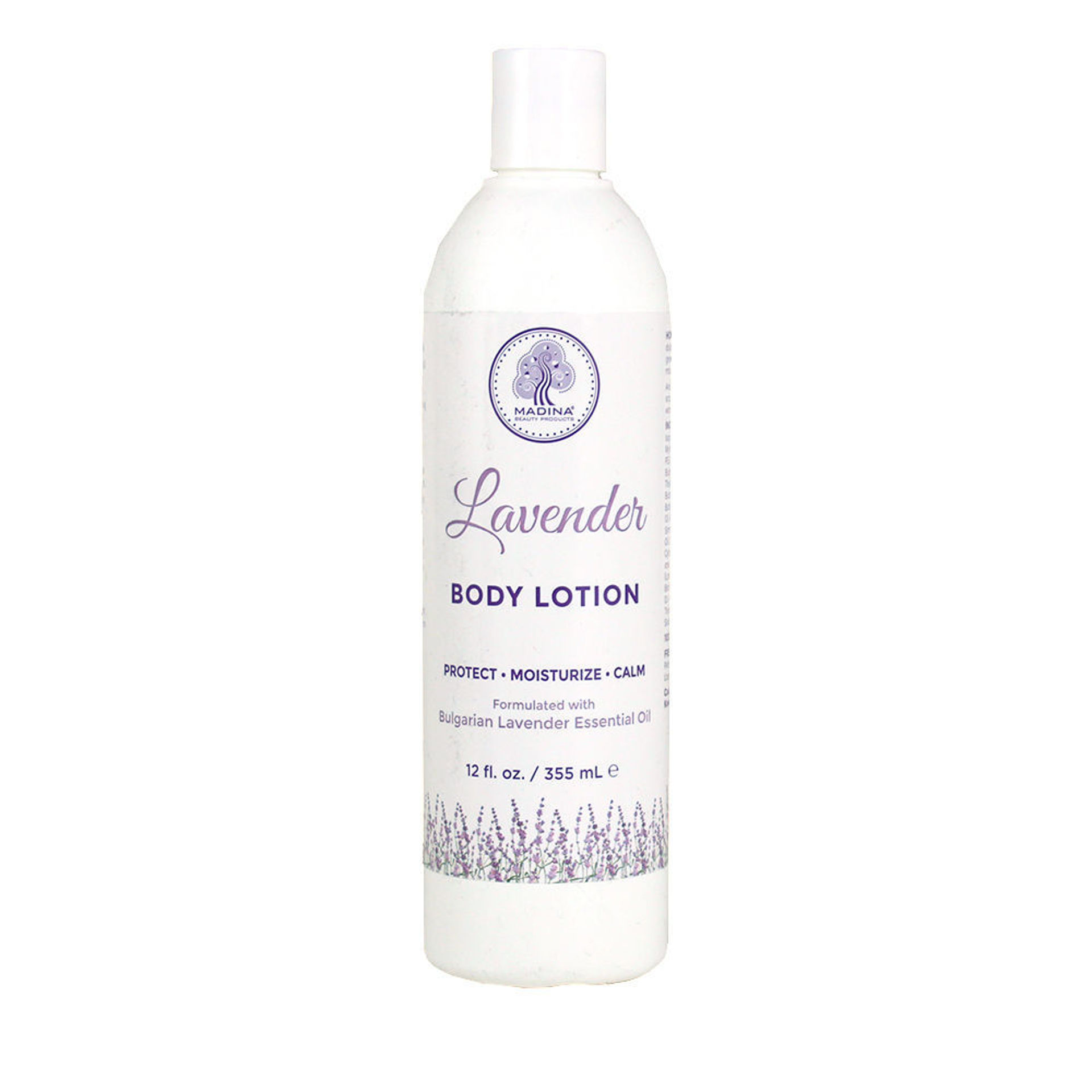 Picture of Lavender Body Lotion - 12 oz.
