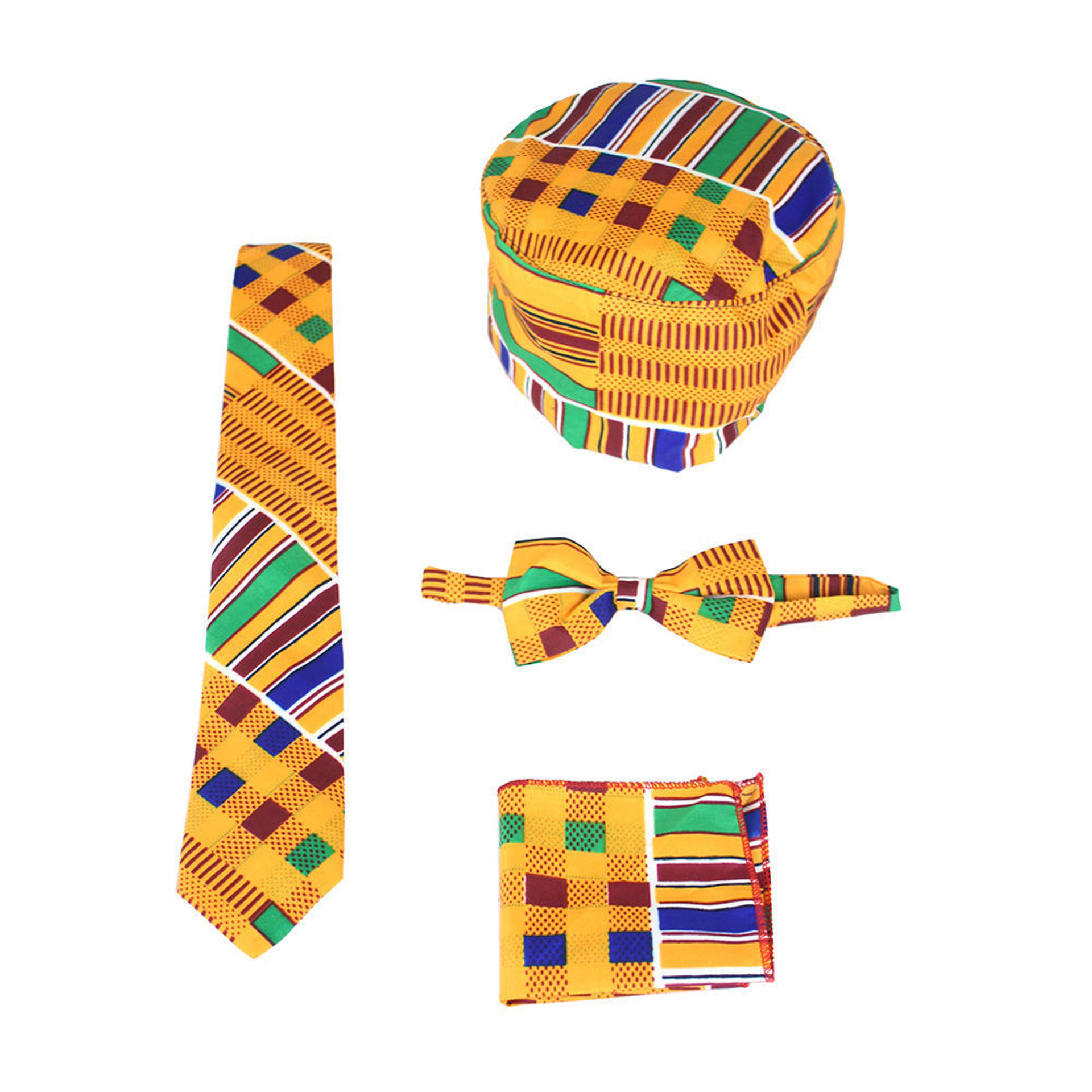 Picture of Kente #1 Accessory Set