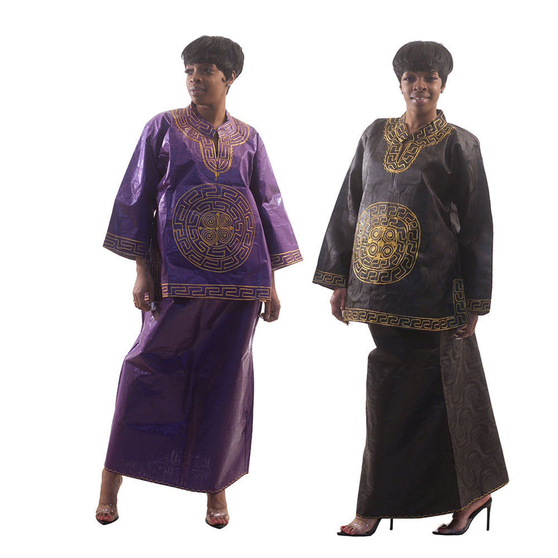 Picture of Brocade Skirt Set