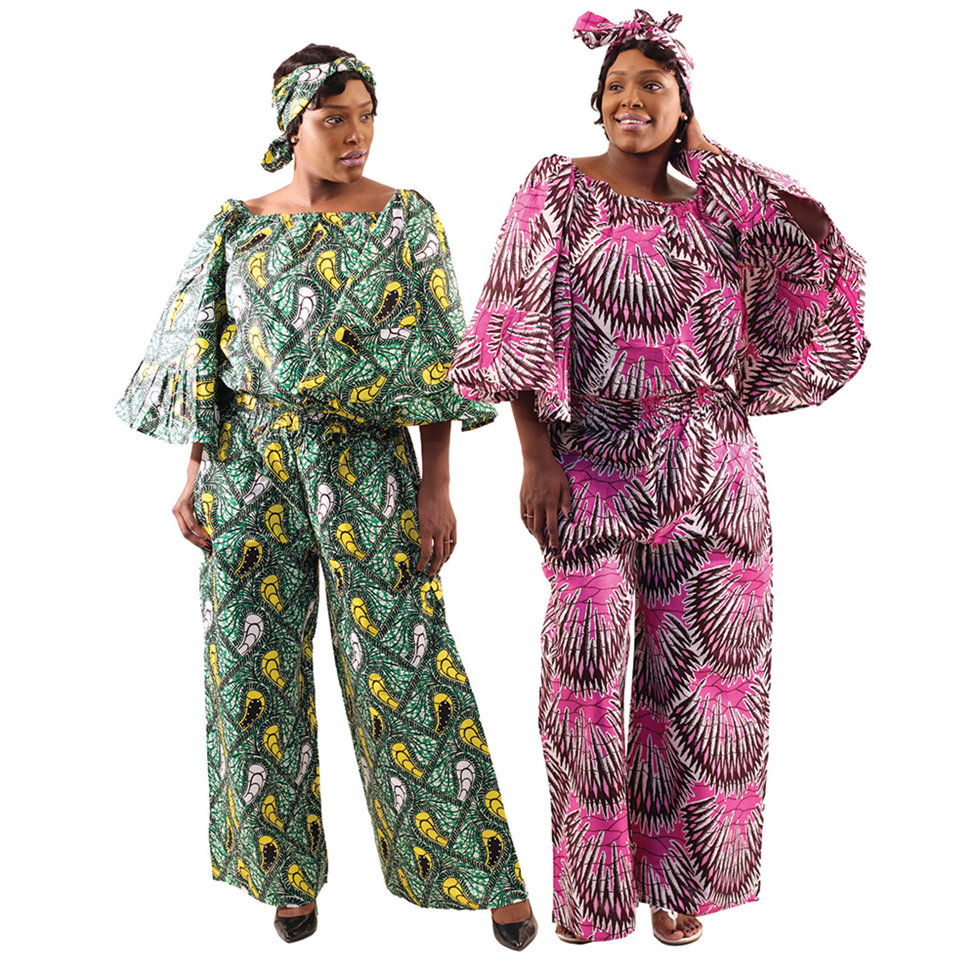 Picture of African Print Pant Set