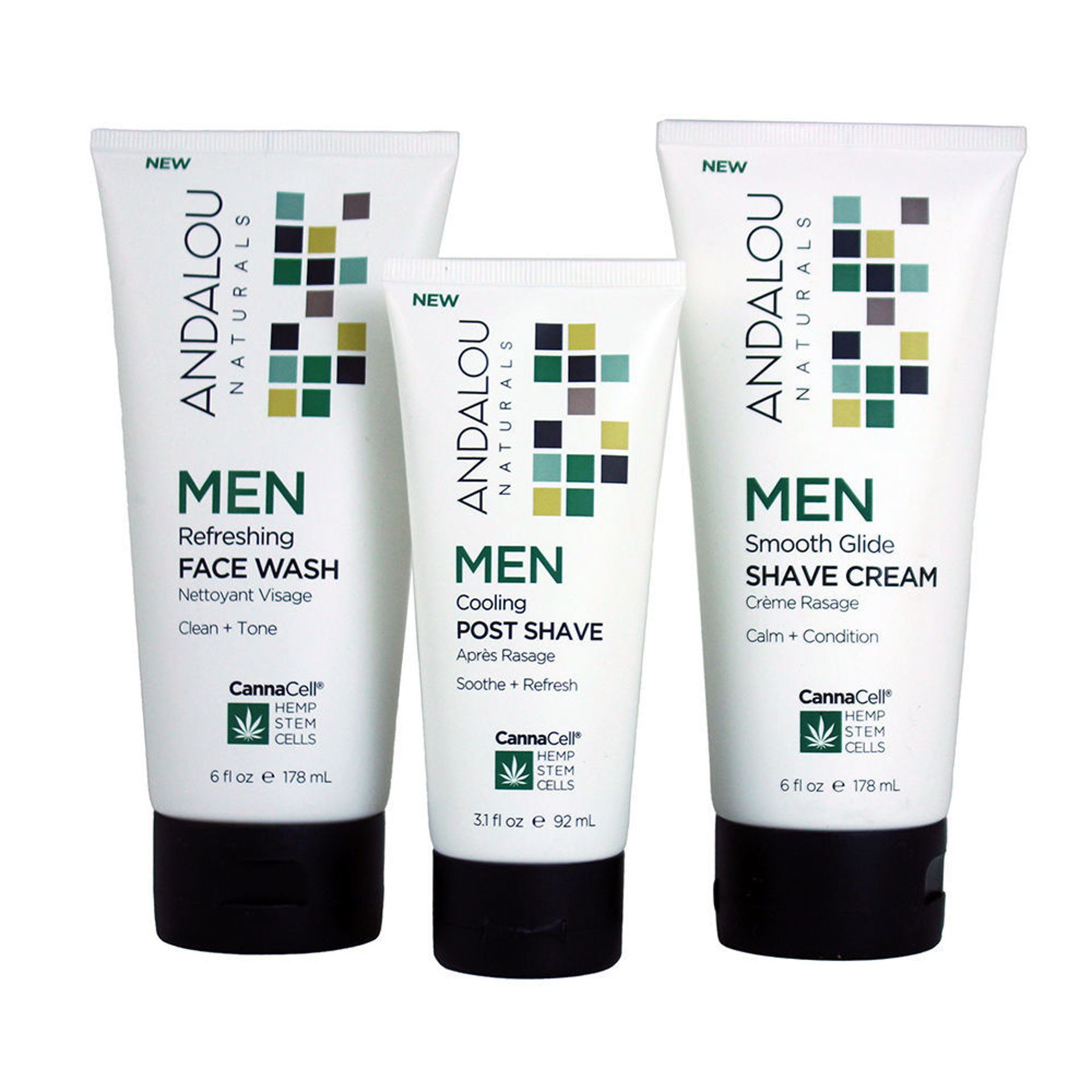 Picture of Cannabis MEN Grooming Kit