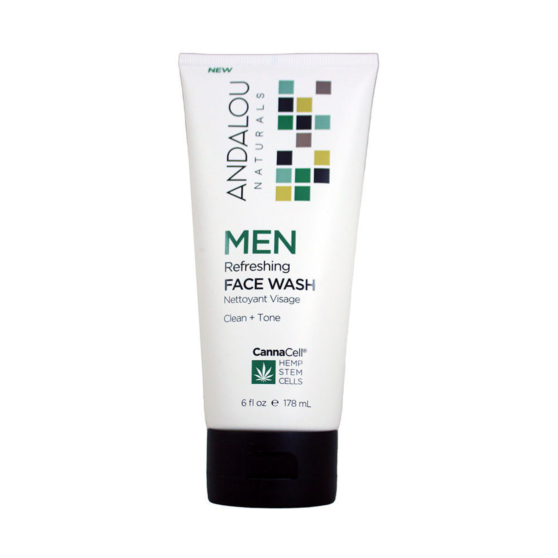 Picture of Cannabis MEN Refreshing Face Wash