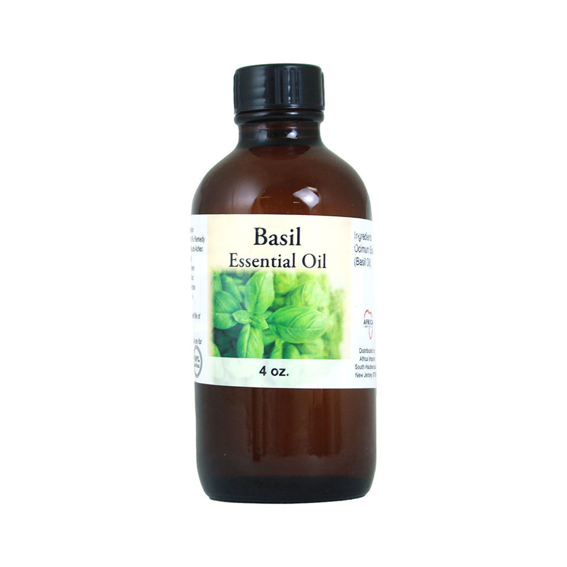 Picture of Basil Essential Oil - 4 oz.