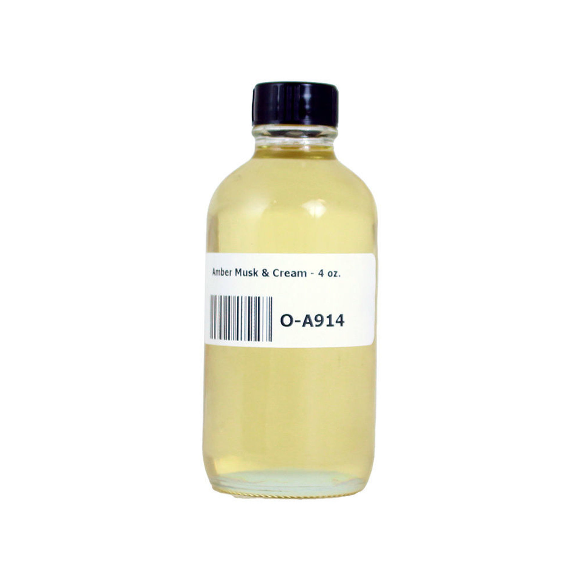 Picture of Amber Musk & Cream - 4 oz.