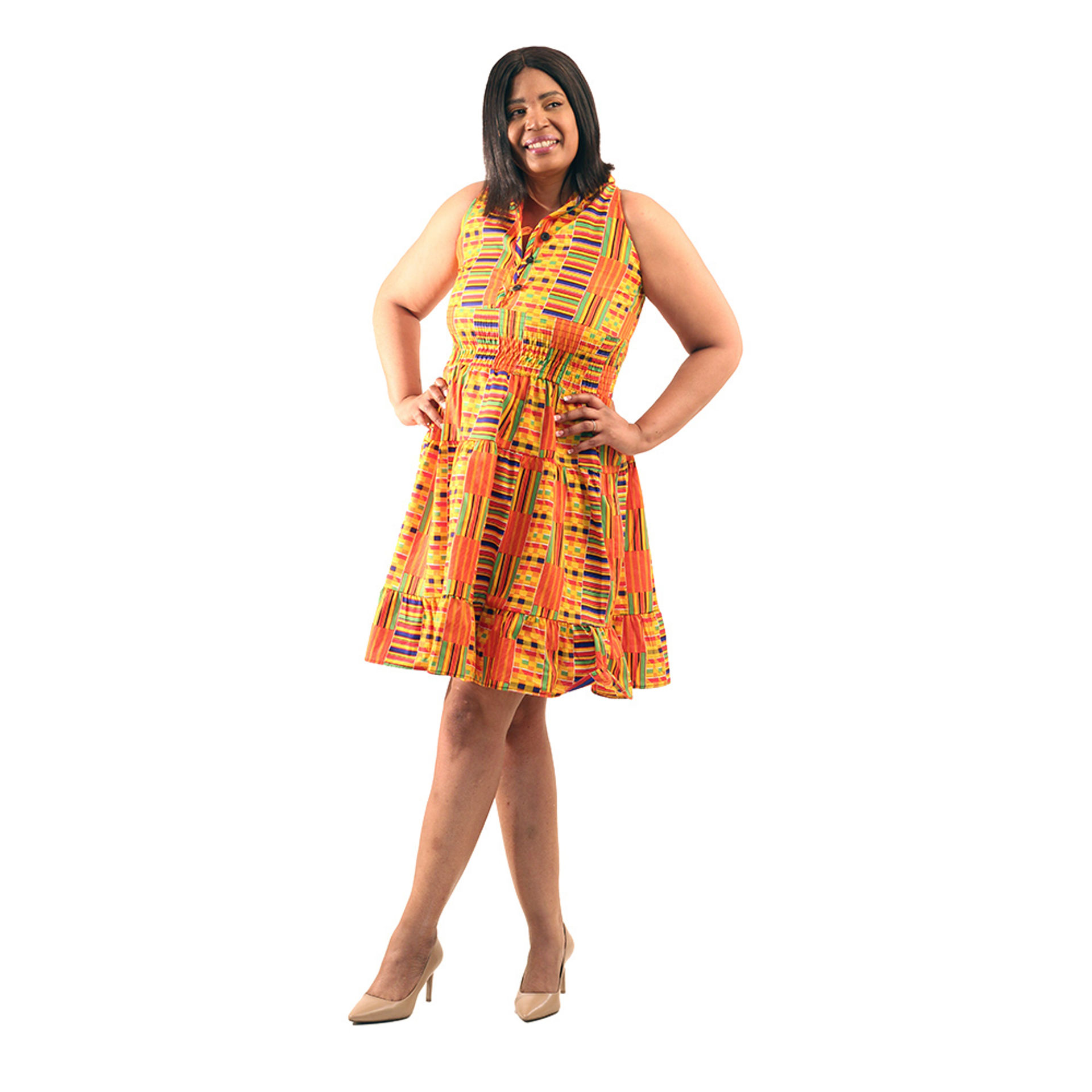 Picture of Kente Summer Dress