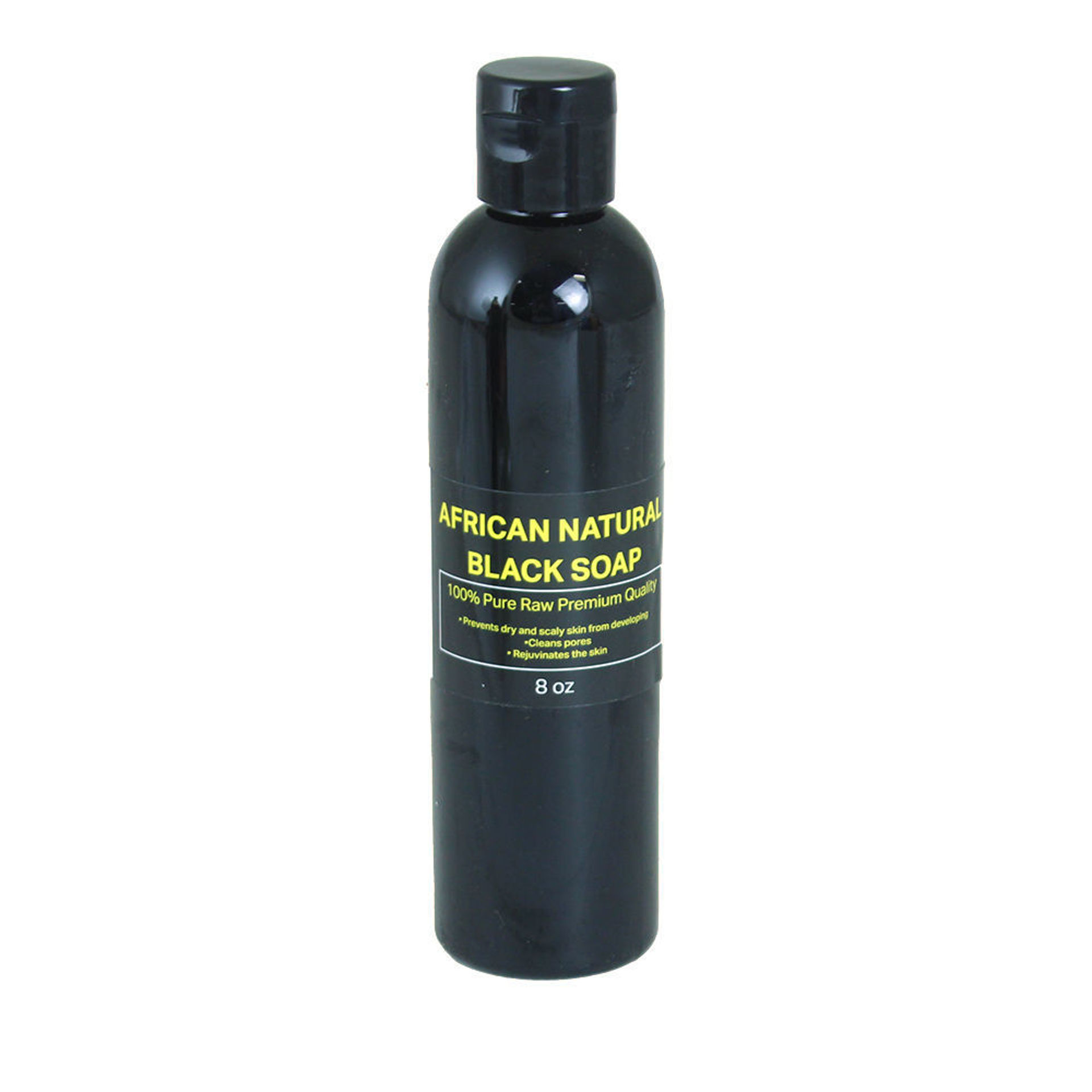 Picture of African Natural Black Soap – 8 oz.