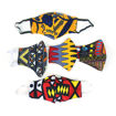 Picture of Set Of 5 Ghanaian Ear-Loop  Masks