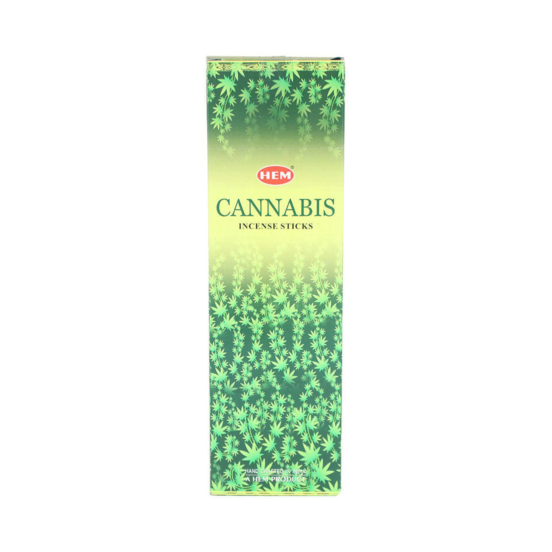 Picture of Cannabis Incense: 25 Pack = 200 Sticks