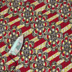 Picture of African Print Flower Fabric