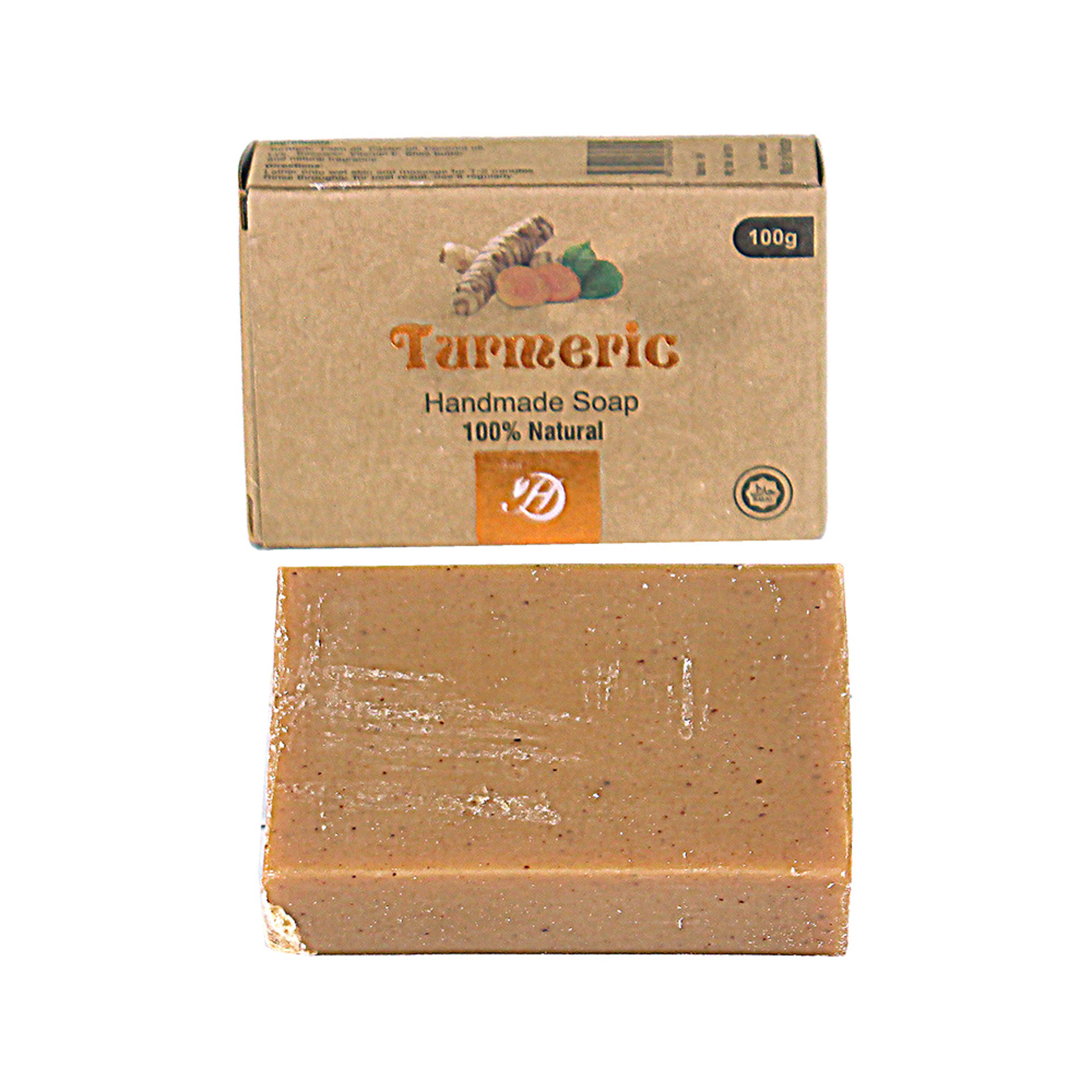Picture of Handmade Turmeric Soap 100% Natural