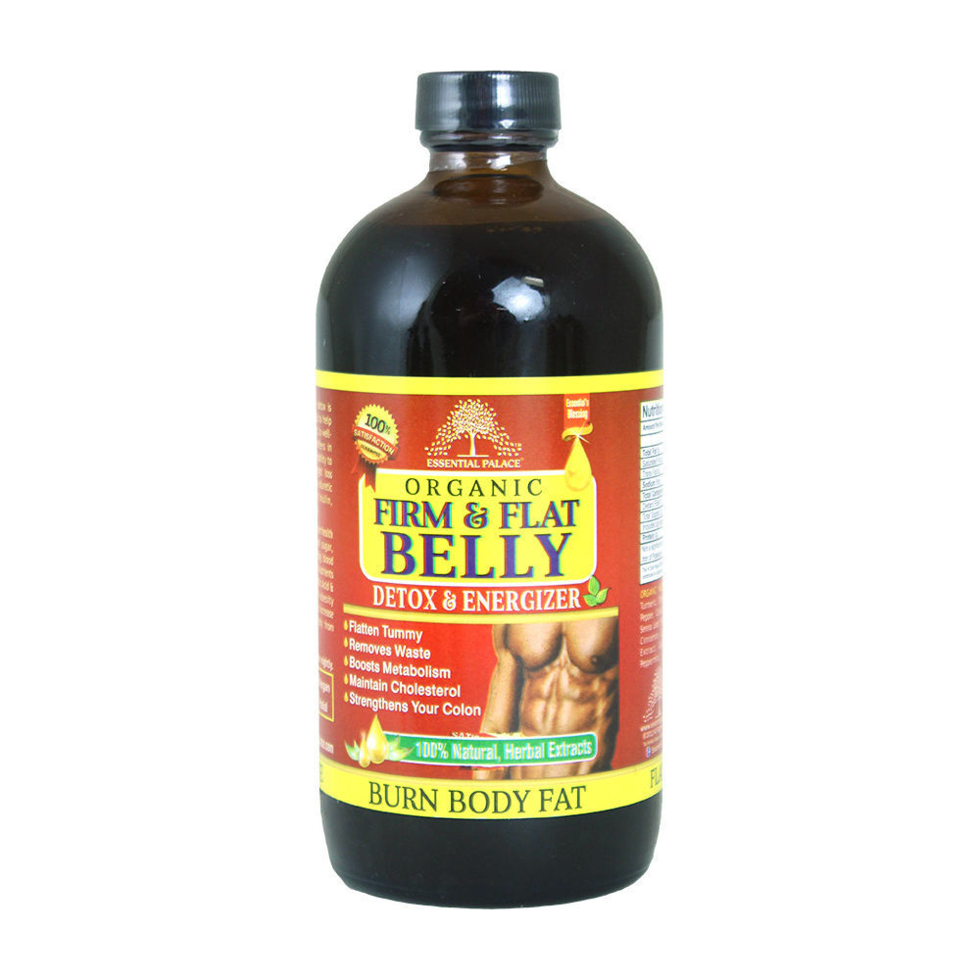 Picture of Organic Firm & Flat Belly Detox