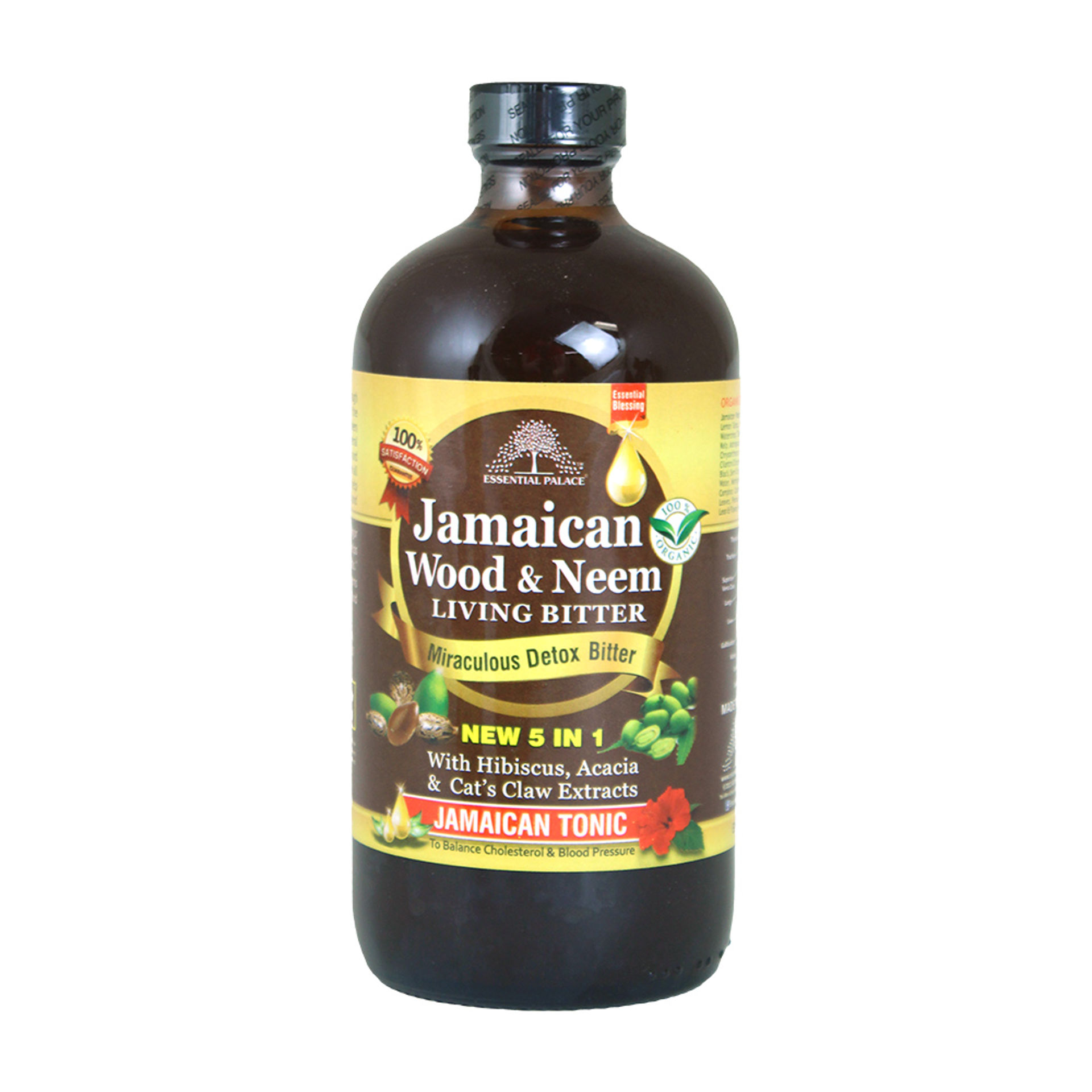 Picture of Jamaican Wood & Root Living Bitter