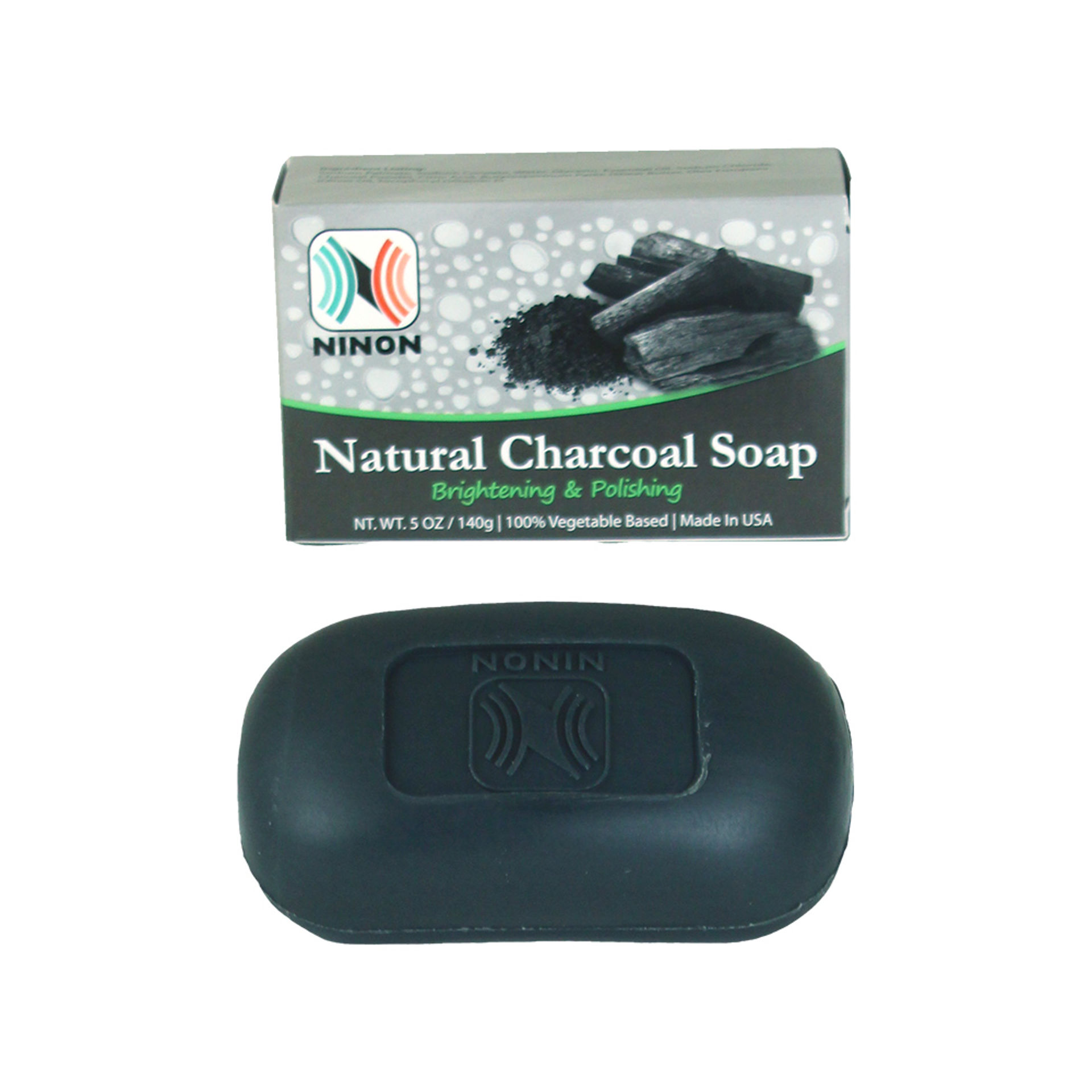 Picture of Natural Charcoal Soap - 5 oz.