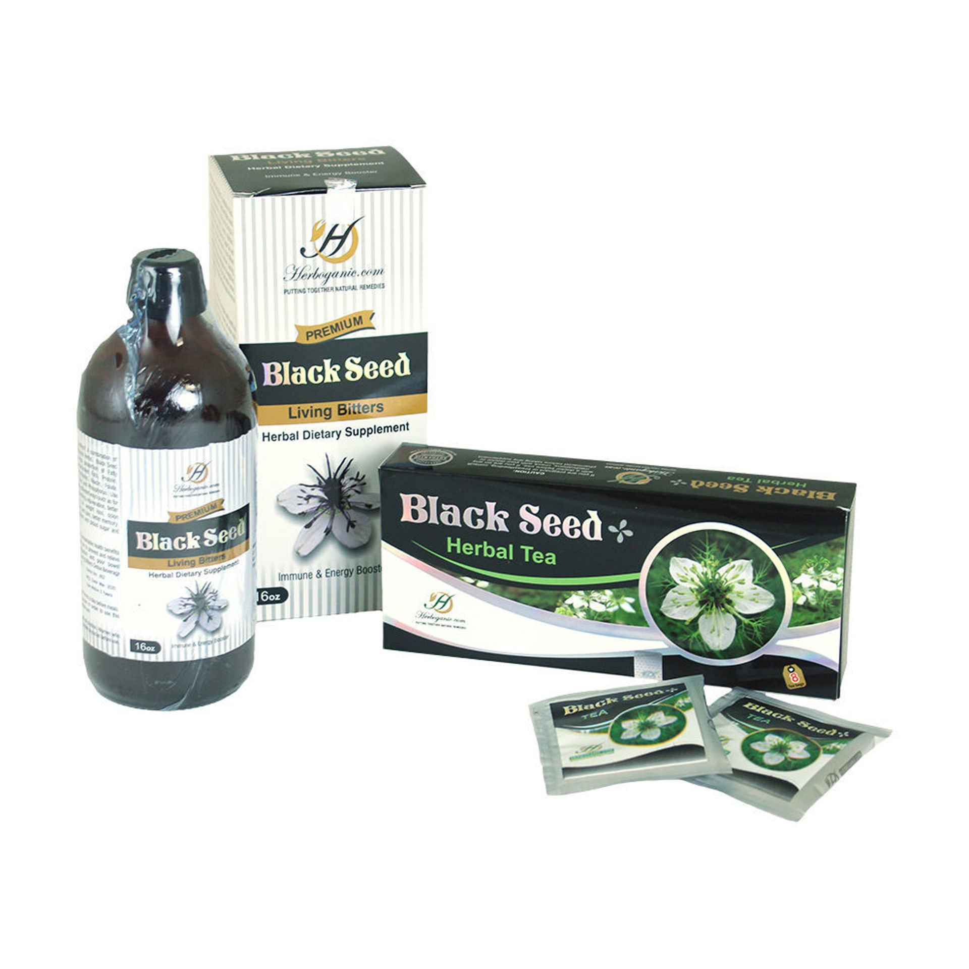 Picture of Black Seed Bitters Premium Box Set